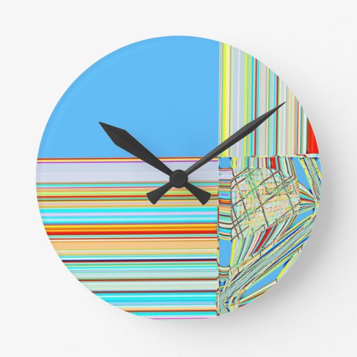 Re-Created Southern Cross Round Clocks