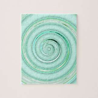 Re-Created Spin Painting Jigsaw Puzzle