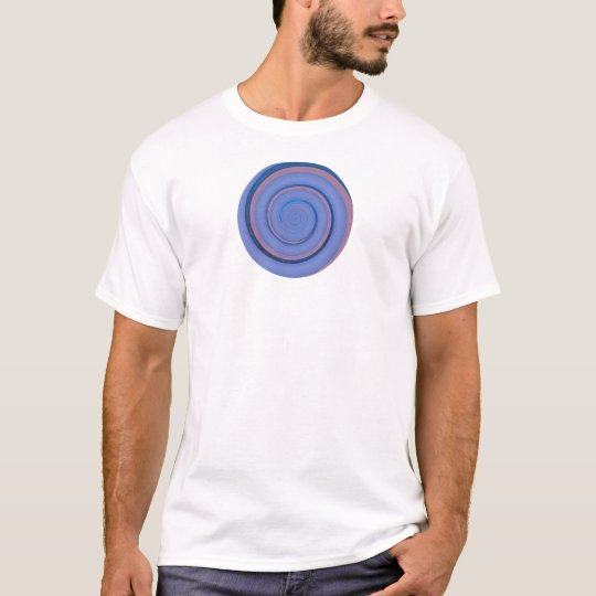 Re-Created Spin Painting T-Shirt