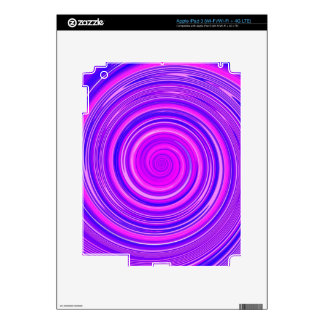 Re-Created Spin Decals For iPad 3
