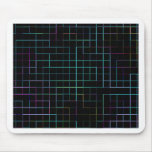 Re-Created Squares Mouse Pads