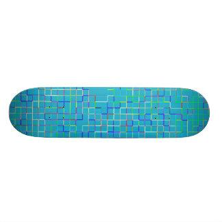 Re-Created Squares Skate Decks