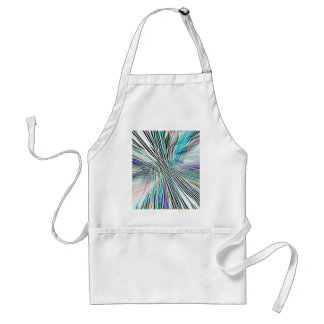 Re-Created Supernova by Robert S. Lee Adult Apron