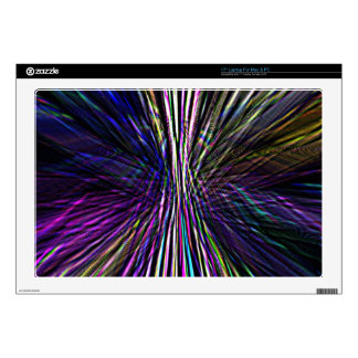 """Re-Created Supernova by Robert S. Lee Decals For 17"""" Laptops"""