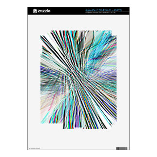 Re-Created Supernova by Robert S. Lee Decals For iPad 3