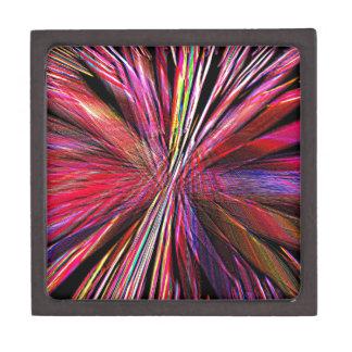 Re-Created Supernova by Robert S. Lee Keepsake Box