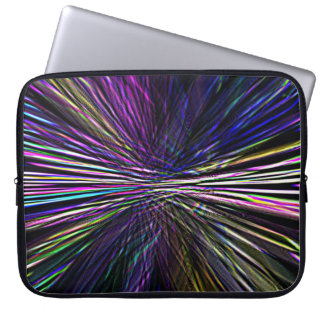 Re-Created Supernova by Robert S. Lee Laptop Sleeve