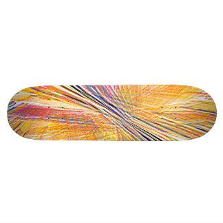 Re-Created Supernova by Robert S. Lee Skateboard