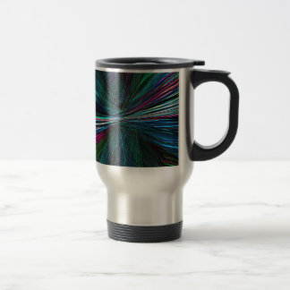 Re-Created Supernova by Robert S. Lee Travel Mug