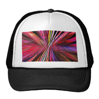 Re-Created Supernova by Robert S. Lee Trucker Hat