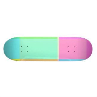 Re-Created Supreme Court Skateboard