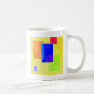 Re-Created Swatches Coffee Mug