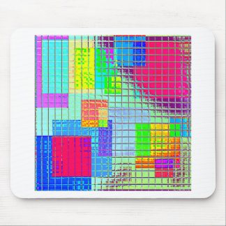 Re-Created Swatches Mouse Pad
