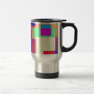 Re-Created Swatches Coffee Mugs