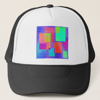 Re-Created Swatches Trucker Hat