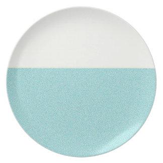Re-Created Sweet 'n Sour by Robert S. Lee Melamine Plate