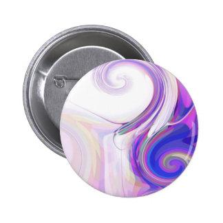 Re-Created Tsunami Pinback Buttons