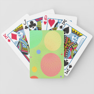 Re-Created Twisters Bicycle Poker Deck