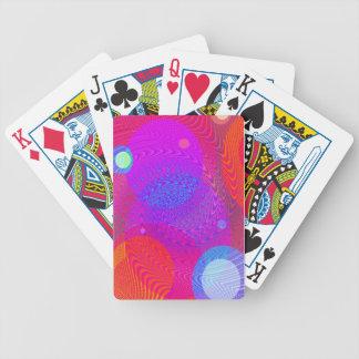 Re-Created Twisters Card Decks
