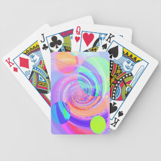 Re-Created Twisters Poker Deck