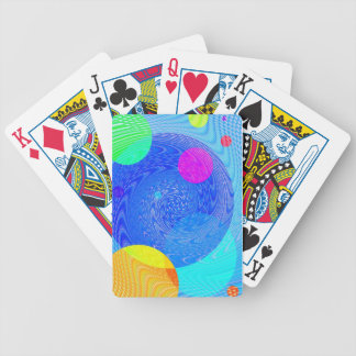 Re-Created Twisters Bicycle Card Deck