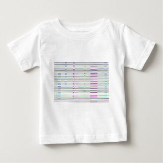 Re-Created Urban Landscape Baby T-Shirt