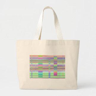 Re-Created Urban Landscape Tote Bag