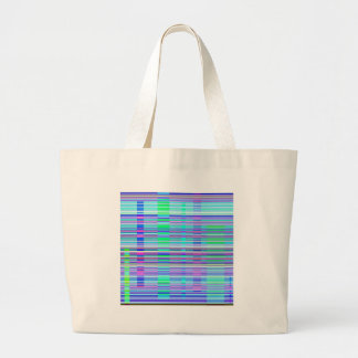 Re-Created Urban Landscape Canvas Bag