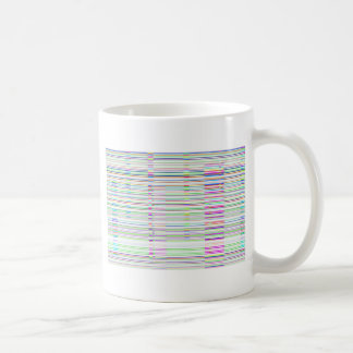 Re-Created Urban Landscape Coffee Mug