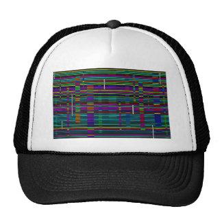 Re-Created Urban Landscape Trucker Hat