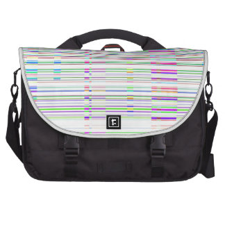 Re-Created Urban Landscape Laptop Messenger Bag
