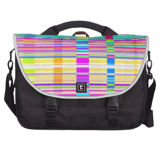 Re-Created Urban Landscape Laptop Commuter Bag