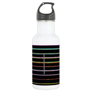 Re-Created Urban Landscape Stainless Steel Water Bottle