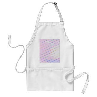Re-Created Vertices Adult Apron
