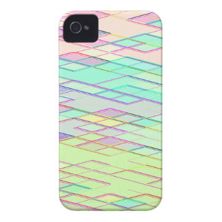 Re-Created Vertices No. 0 by Robert S. Lee Case-Mate iPhone 4 Case