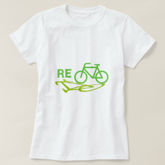 Re-Cycle Bike design T-Shirt