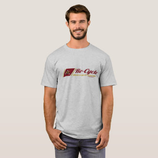 Re-Cycle Garage Cardinal T-Shirt