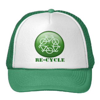 Re-Cycle Hats