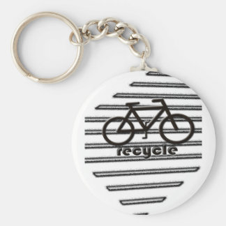 RE-CYCLE KEYCHAIN