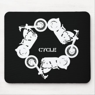 Re - Cycle Mouse Pad