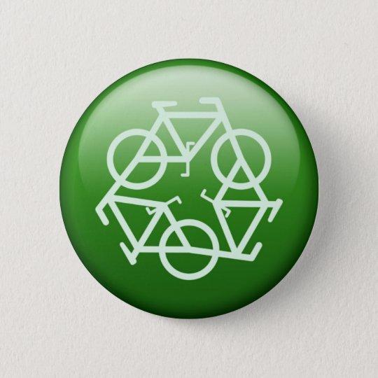 Re-Cycle Pinback Button