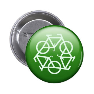 Re-Cycle Pinback Button