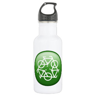 Re-Cycle Stainless Steel Water Bottle
