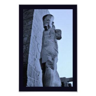 Re de Amun en Karnak Fotografías