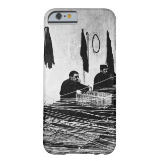 Re-educating wounded.  Blind French_War image Barely There iPhone 6 Case