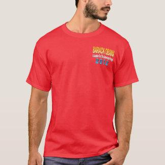 RE_ELECT BARACK OBAMA 2012 T-Shirt