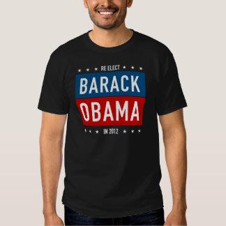 Re-elect Barack Obama in 2012 Dresses