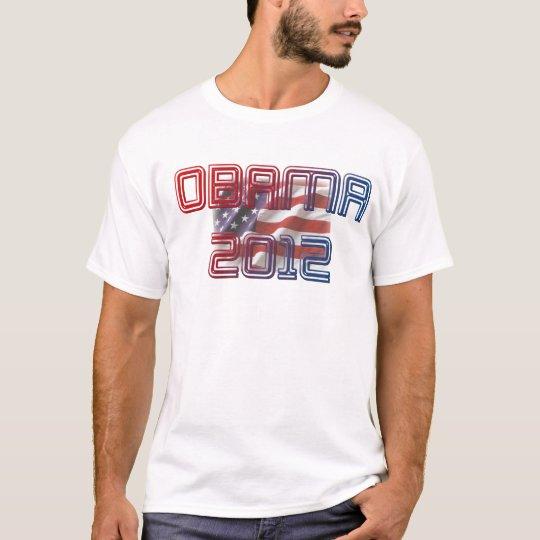 Re-elect Barack Obama T-Shirt
