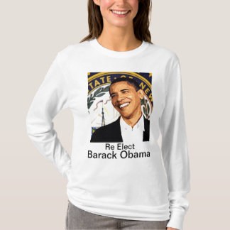 Re Elect Barack Obama's Winning Smile T-Shirt