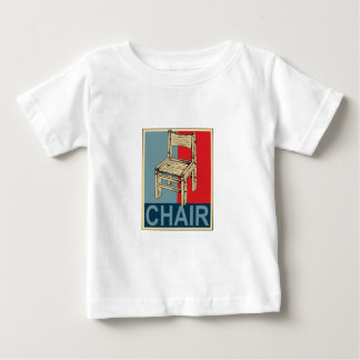 Re-Elect Chair 2012 Baby T-Shirt